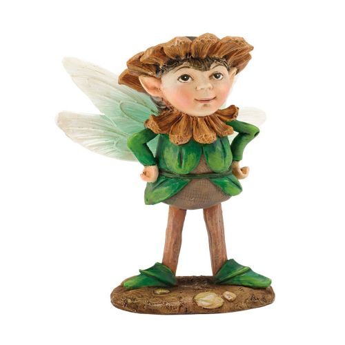 Enchanted Guardians Bertram Fairy Figure